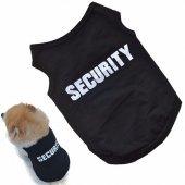 Kedi Ve Köpek İçin Security Elbise,kıyafet, Xs S M L Beden