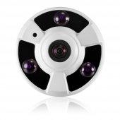 Kingboss 360 Gerçek Hd Wifi Kablosuz Ip Bebek Kamera Gece Görüş