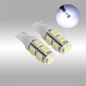 T10 Led Araç Park Lambası Led Beyaz Işık Dipsiz Ampul