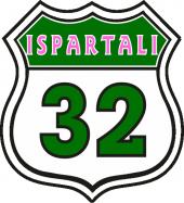 32 Isparta Stıcker