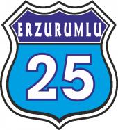 25 Erzurum Stıcker