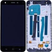 Turkcell T70 Lcd Ekran +dokunmatik Çıtalı+tamir Seti+kırılmaz Cam