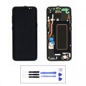 Samsung Galaxy S8 Lcd Ekran + Dokunmatik Full Panel