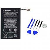 Nokia Lumia 800 Batarya Pil Bv 5jw + Tamir Seti