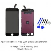 Apple İphone 6 Plus Lcd Ekran Dokunmatik + Tamir Montaj Seti