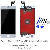 Apple İphone 6s Plus Lcd Ekran Dokunmatik + Tamir Seti