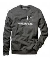 Tshirthane Prison Break After Show Erkek Uzun Kollu Sweatshirt