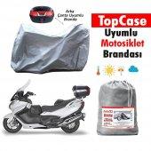 Mondial 125 Mh Drift Arka Çanta Uyumlu Motosiklet Brandası 021b252
