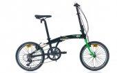 Carraro Flexi 109 Katlanır Bisiklet 9 Vites 20 İnch V Fren