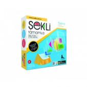 şekli Tamamla (Colorful) Renkli Geometri Görsel Algı Akıl Oyunu