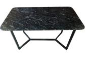 Granit Mermer Yemek Masası 140*80 Cm