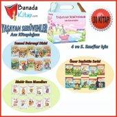 Ema Çocuk Yaşayan Serüvenler Hikaye Kitabı 30lu Set