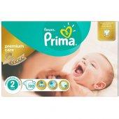 Prima Premium Care Bebek Bezi 2 Beden Mini Dev Ekonomi Paketi 120