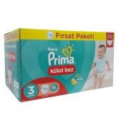 Prima Pants Fırsat Paketi 3 Beden 84 Adet