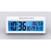 Mack Mct 531 Wh Beyaz Dijital Masa Saati
