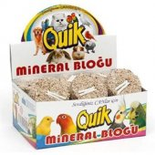 Quik Mineral Blok Gaga Taşı 1 Adet