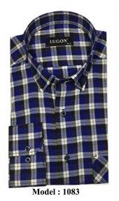 Lugon Uzun Kol Klasik Erkek Gömlek 12 Renk