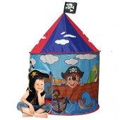 Oyun Çadırı Oyun Evi Iplay Korsan Kale Çadırı...