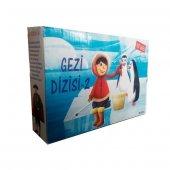 3 Ve 4.sınıf Gezi Dizisi Hikaye Seti 10 Kitap Testli
