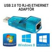 Usb Ethernet Kartı Lan Ethernet Card Bst 2065p Çevirici Dönüştür