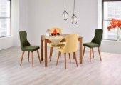 Hazar 4 Sandalyeli Mutfak Masası Takımı