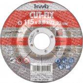 Kwb 791150 Flex Taş Metal Kesici 115x3x22
