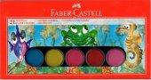 Faber Castell 21li Büyük Boy Sulu Boya Fırça Hediyeli