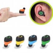 Schulzz Q17 Mini Handsfree Kablosuz Bluetooth Mikrofonlu Kulaklık