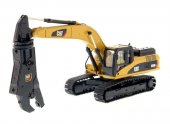 85277 1 50 Cat 30d L Hydraulic Excavator With She