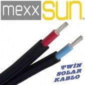 10 Mm Twin Güneş Paneli Kablosu (Birleşik Kablo) (...