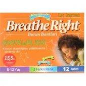Breathe Right Burun Bantı Çocuklar İçin 5 12 Yaş 1...