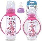 Babytime Silikon Damak Uçlu Kulplu Pp Biberon 250 ...