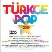 Türkçe Pop 2019 2 Cd Cd