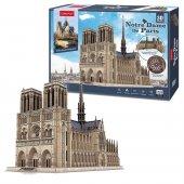Cubic Fun 293 Parça Puzzle Notre Dame De Paris Mc260h