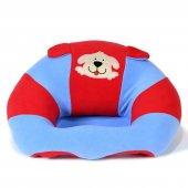Prado Bebek Destek Minderi, Oturma Minderi Kırmızı Mavi