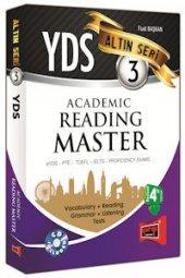 Yds Academic Reading Master Altın Seri 3 Yargı Yayınları