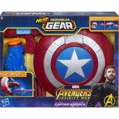 Avengers Assembler Gear Captain America Kalkan B99...