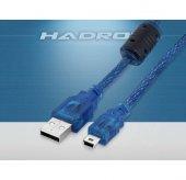 Hadron Hd4621 600 V3 5 Pin Transparan Kablo 30 Cm