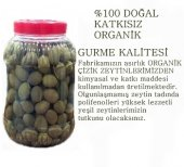 Seroliva Organik Yeşil Zeytin 1,5kg