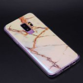 Samsung Galaxy S9 Plus Kılıf Lopard Fani Silikon Kapak