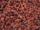 Pomza Taşı 20 Litre 10 Kg Kırmızı Pomza Lav Taşı Volkanik Cüruf Tüf Dekoratif Tarım Veakvaryum Taşı