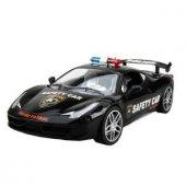 Uzaktan Kumandalı Polis Arabası 1 14 Şarjlı