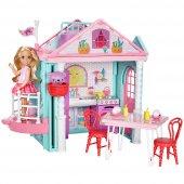 Chelseanin İki Katlı Evi Mattel Lisanslı
