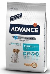 Advance Puppy Mini Tavuklu Ve Pirinçli Kuru Köpek Maması 3 Kg