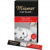 Miamor Cream Yavru Kedi Ödülü 5x15 Gr