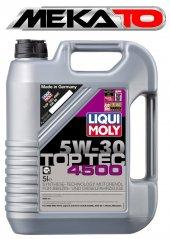 Liquı Moly Top Tec 4500 5w 30 Motor Yağı 5l 2018 (2318)