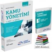 Murat Yayınları Kamu Yönetimi 3.sınıf Bahar Dönemi Konu+soru Set