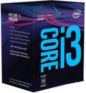 ıntel Core İ3 8100 3.60 Ghz Lga1151 İşlemci