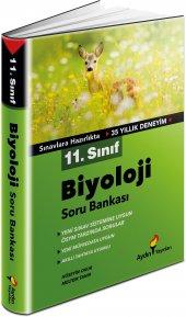 Aydın Yayınları 11. Sınıf Biyoloji Soru Bankası