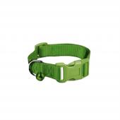 Dokuma Kedi Köpek Tasması Min 20 Max 30 Cm Yeşil